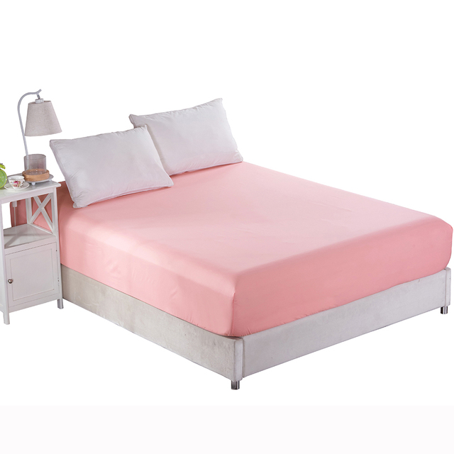 Bed Sheets Matress Cover Mattress Protector Bed Bug Proof Dust Mite