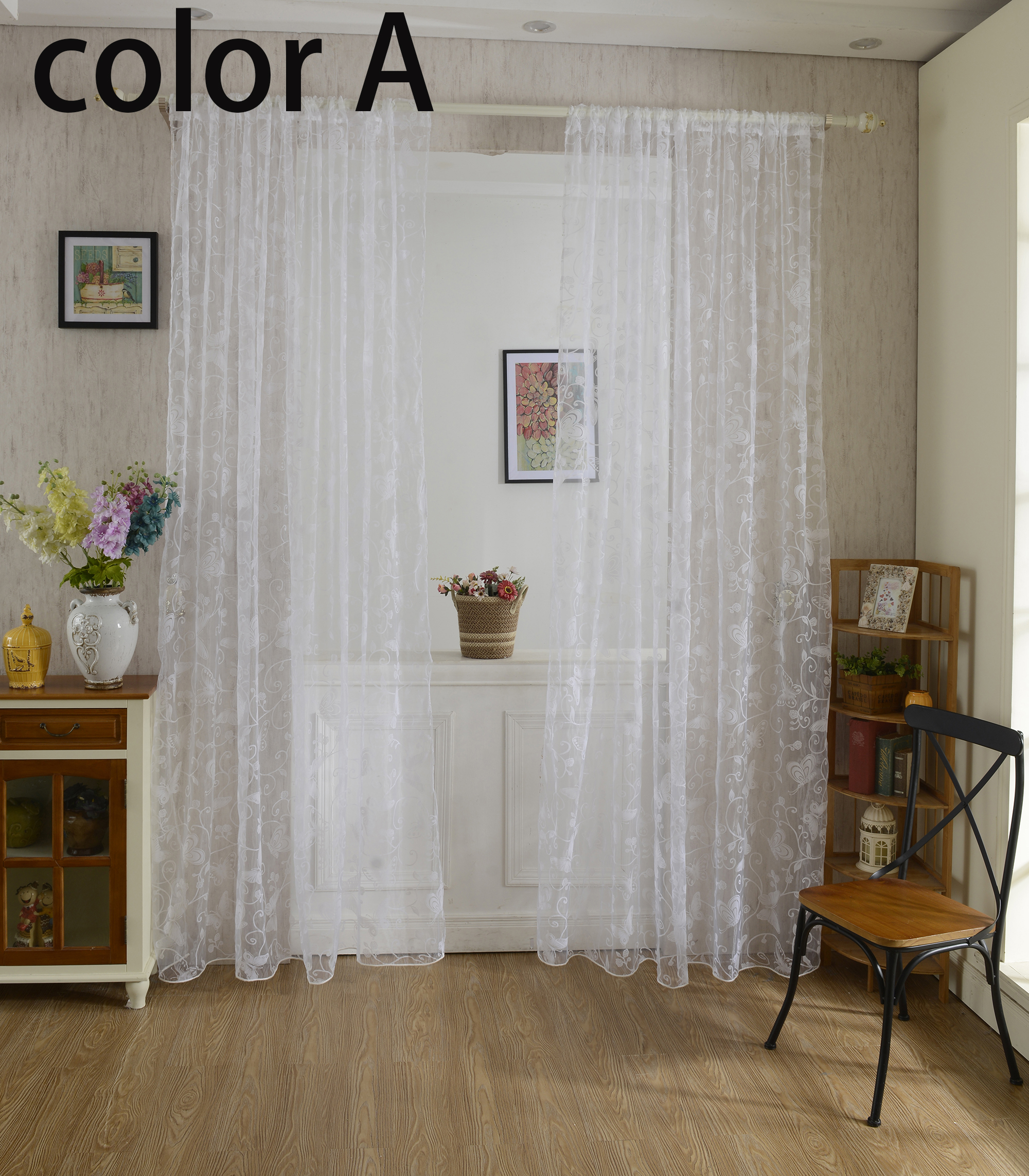 Sequin Sheer Curtains Promotion-Shop for Promotional Sequin Sheer ...