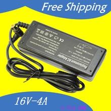64W 16V 4A 6.5*4.4MM Replacement For Sony GP-AC16V8 VGP-AC16V7 PCGA-AC51 6TZooQk