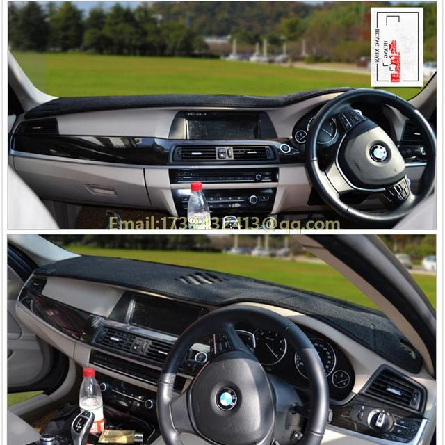 Dashmats Car Styling Accessories Dashboard Cover Case For Bmw 5