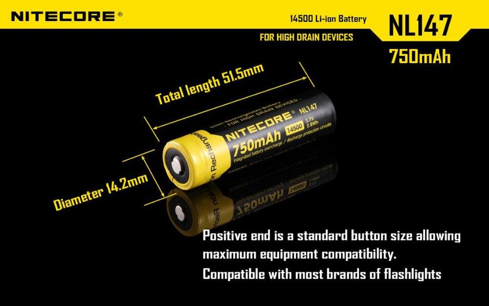 Cheap battery nitecore