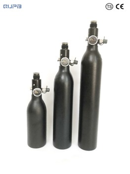 QUPB PCP Paintball HPA Cylinders 4500PSI Tank  with Regulator 0.2L/0.35L/0.45L