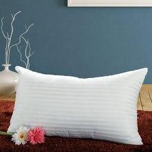 2016 venta Caliente home hotel forros 100% poliéster cama ropa de cama de Rectángulo almohada