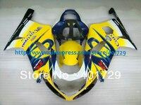 Fairing KIT for Suzuki GSXR 1000 GSX R1000 2000 2001 2002 motorcycle Parts,mix color custom race fairing kit