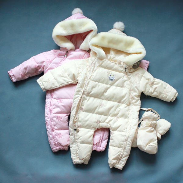 0-2 years old baby winter down jumpsuit Jacquard slip down jacket free shipping free shipping scooter children 2 15 years old max load 60kg