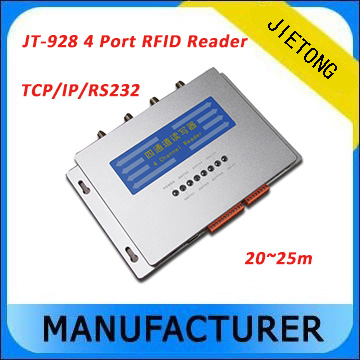 Personal Warehouse management IMPINJ R2000 4 channel long ranger reader 0-250 tags RS232 & WIFI 4port ReaderPersonal Warehouse management IMPINJ R2000 4 channel long ranger reader 0-250 tags RS232 & WIFI 4port Reader