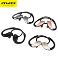 A885BL Gold/Rosey Gold/Black/Gray Wireless Bluetooth Headset CVC6.0 Noise Reduction With Ear Hook Free Shipping