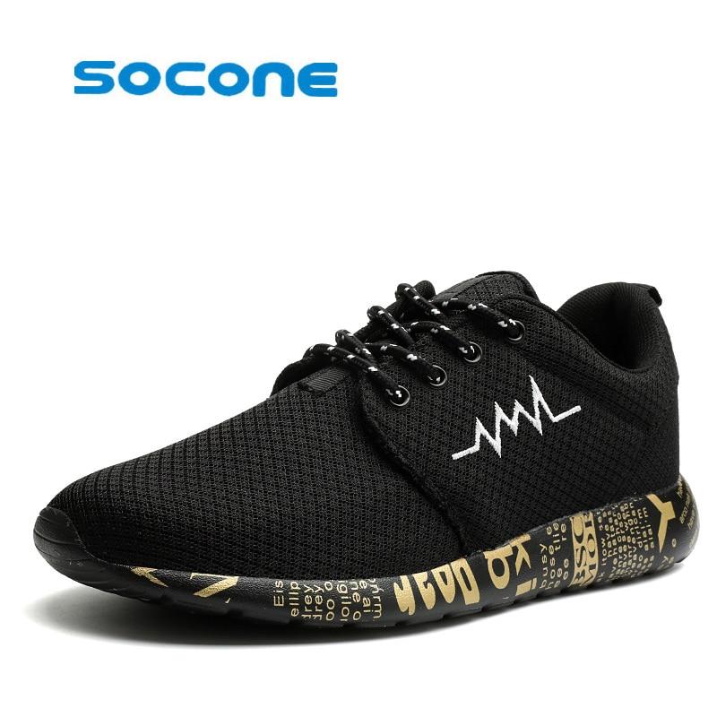 2017 estilo caliente de malla transpirable zapatos de los deportes de los hombre
