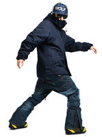 New Edition South play Winter Waterproof 10,000mm Suit (Jacket + Denim Pants)Sets Navy Military