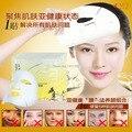 Ninho de pássaro anti envelhecimento anti rugas clareamento da pele cuidados para o rosto máscara de proteína de soro de leite pele oleosa preto máscara facial beleza produtos