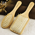 Hot Sale 1PC High Quality Fashion Wooden Hair Vent Brush Brushes Hair Care and Beauty SPA Massager Massage Comb