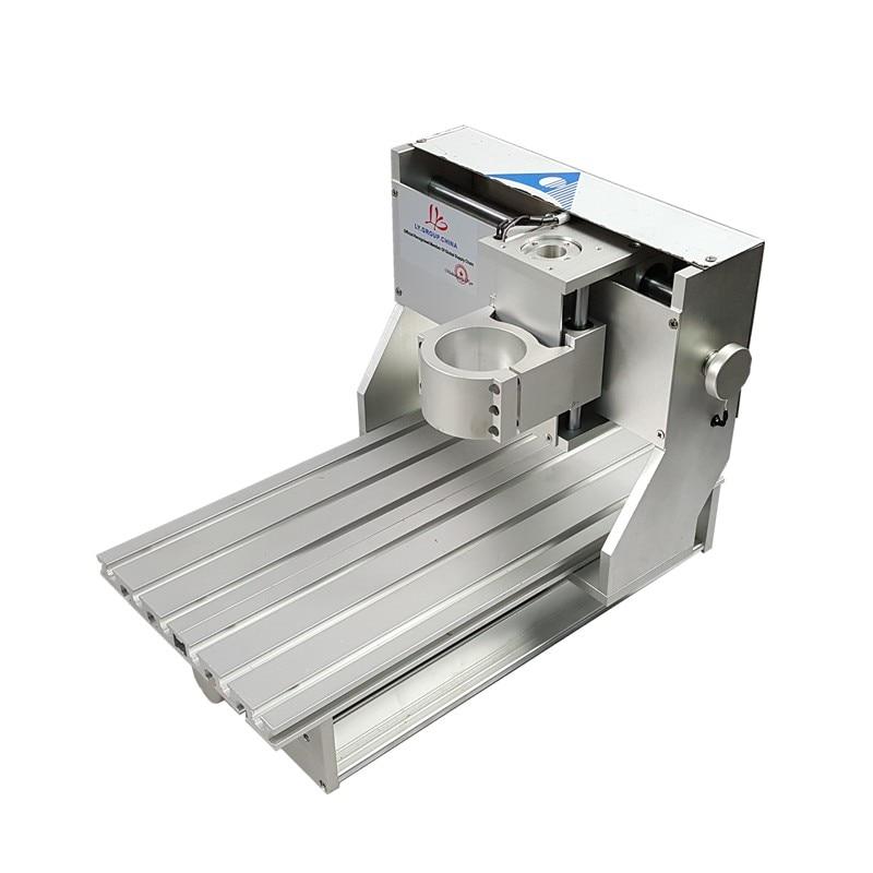 Nouveau CNC cadre CNC Mini tour 3020 assemblé de haute qualité