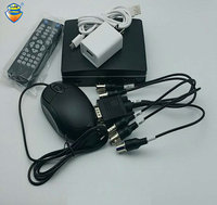 4 Ch Mini CCTV AHD DVR 1080N Hybrid DVR NVR 5in1 Video Recorder Mini XVR For