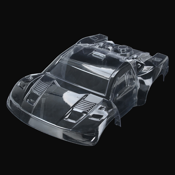 REMO 1/16 Clear Short Course Body Shell Canopy D2601 RC Car Part replacement rc car body shell spare part