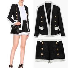 Compra blazer and shorts set y disfruta del envío gratuito en AliExpress.com ab9b50d69ce