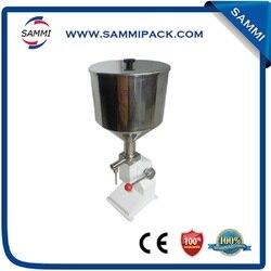 Economy Small dose manual cream filling machine 5-50ml