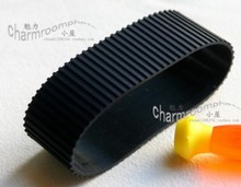 Super Quality NEW Lens Zoom Grip Rubber for sigma 35mm F1.4 /50mm F1.4 DC HSM Repair Part