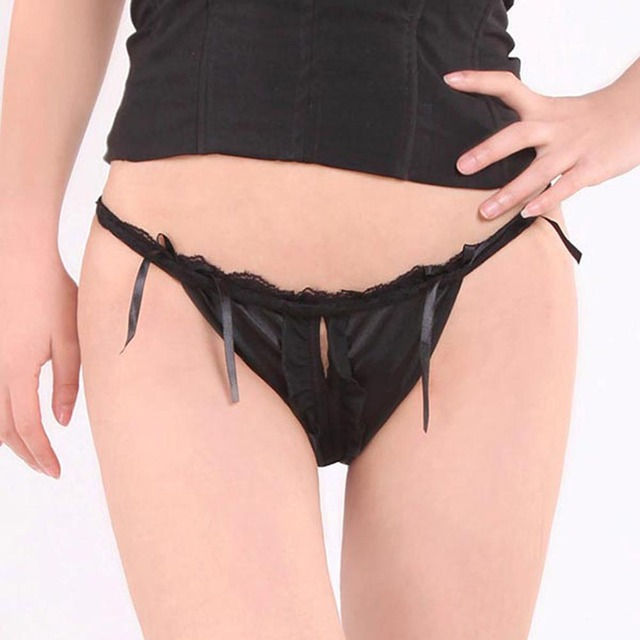 f036a12202 Selling Hot Wholesale 2 PCS LOT Women Lace Hollow Thongs G-string Sexy  Lacing Panties Briefs Knickers Underwear