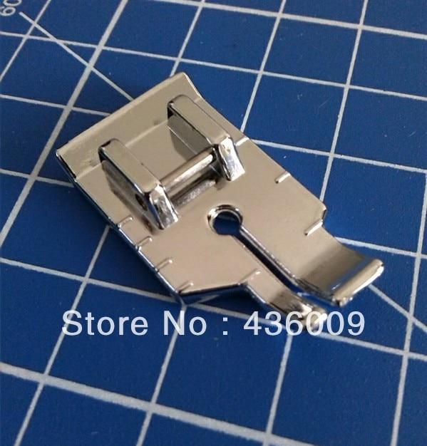 "Prensatelas para máquina de coser doméstica 7312 / XA3805021 / # SA125 (1/4 ""pies de acolchado)"