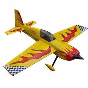Avión eléctrico resbaladizo 70