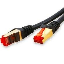 猫 6 イーサネットパッチケーブル高速最大 1,000 mbps RJ45 ギガビット LAN ネットワーク Cat6 コンピュータプリンタルータ PS3 PS4 テレビ