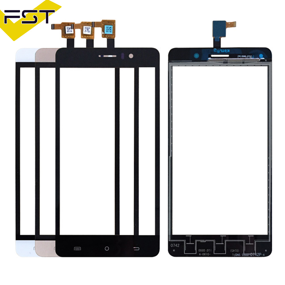 for Cubot Rainbow Touch Screen Digitizer+ Tools Brand New 5.0inch For Rainbow Touch Panel Glass Sensor Spare Parts