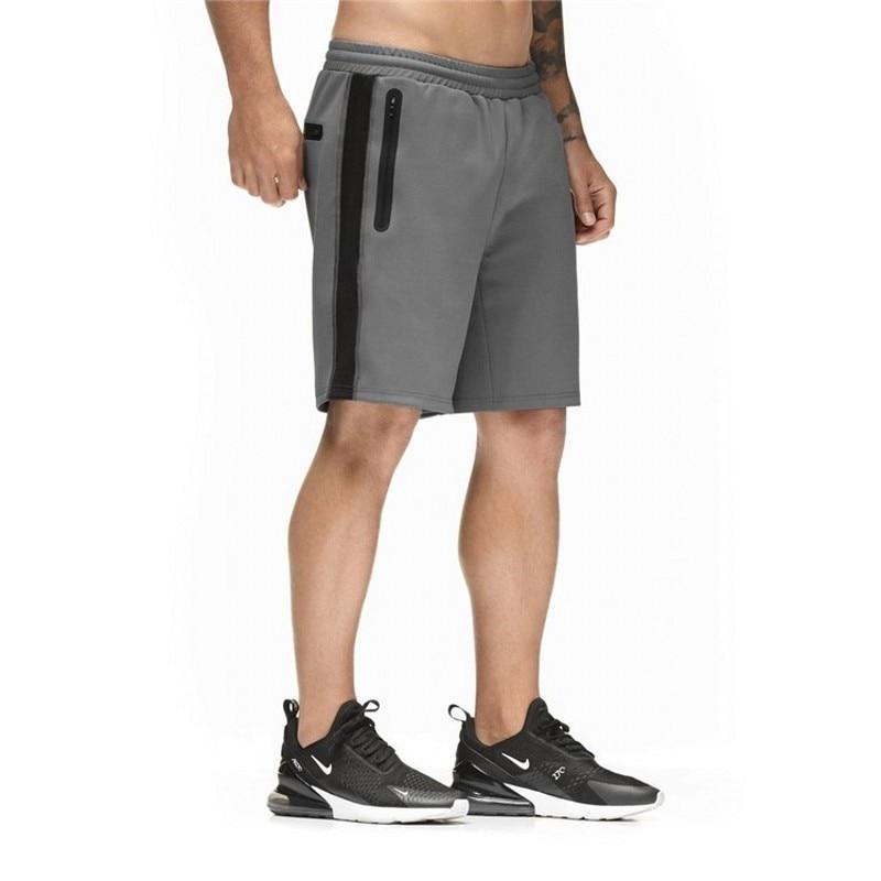 2018 Summer Casual Shorts Men Cotton Knee Length Smart chinos shorts Vintage Mens Shorts bermuda masculina Big Large Size