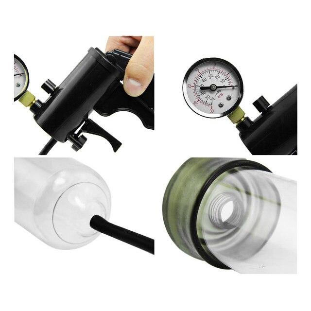 Handheld Vacuum Penis Pump