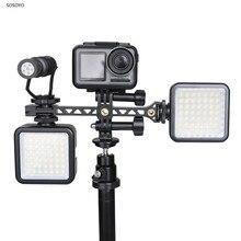 OA Lạnh Khởi Động Vít Mở Rộng Giá Đỡ Adapter Giá Đỡ Cho DJI OSMO Hành Động OSMO Bỏ Túi Cho Camera GoPro Phụ Kiện