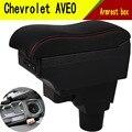 Подлокотник для Chevrolet Sonic / Aveo подлокотник коробка центральная консоль коробка для хранения подлокотник поворотный барина 2013 2014 2015