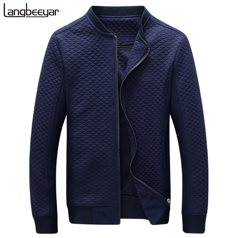 Hot Sale 2017 New Fashion Brand Jacket Men Clothes Trend College Slim Fit High Quality Casual