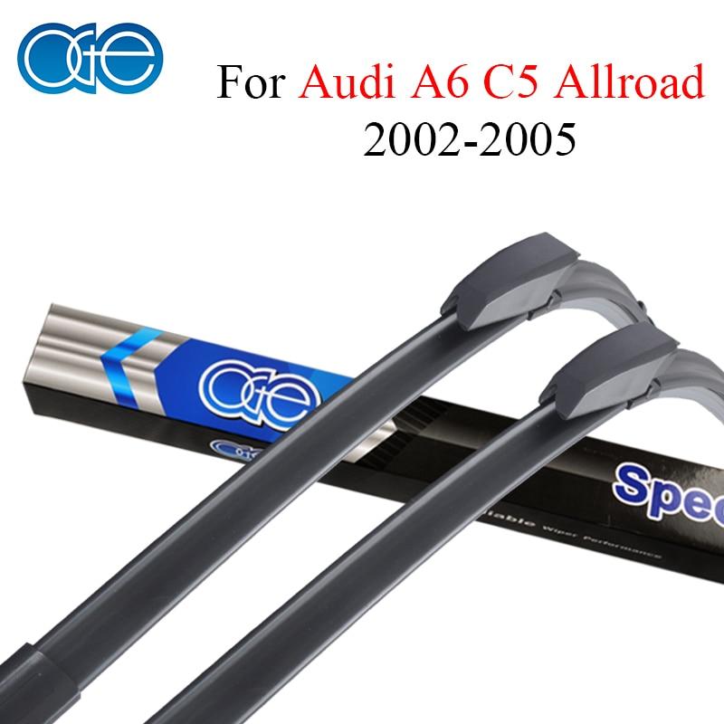 Oge Windshield Wiper Blades For Audi A6 C5 Allroad 2002