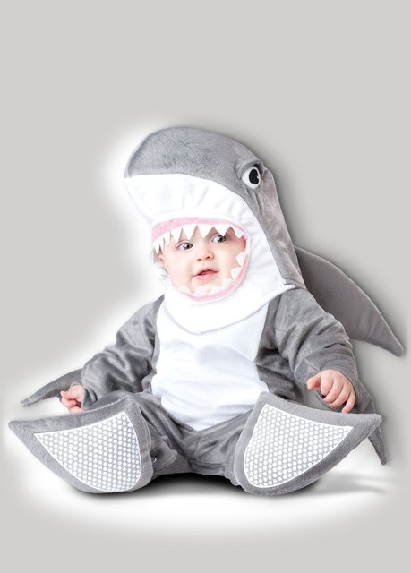 Little Baby Shark Costume Baby Marine Animal Costumes Infant Halloween Party Costume & Little Baby Shark Costume Baby Marine Animal Costumes Infant ...