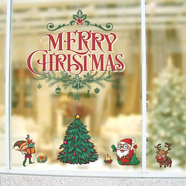 Beautiful Christmas Wall Decoration Photo - Wall Art Collections ...