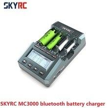 Chargeur de batterie cylindrique de charge bluetooth SKYRC MC3000 pour le chargement de batterie Ni-MH Nickel-Nickel-Zinc