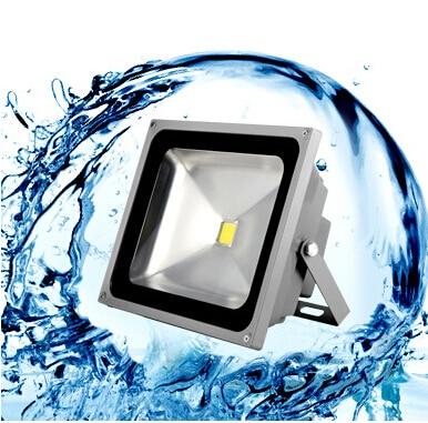 Free Shipping 30W/50W outdoor lighting floodlights AC85V~265V IP65 LED Flood Light white/warm whiteHigh Power Waterproof