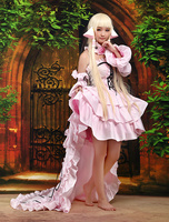 Free Shipping Lovely Chii Chic Chobits Cosplay Costume