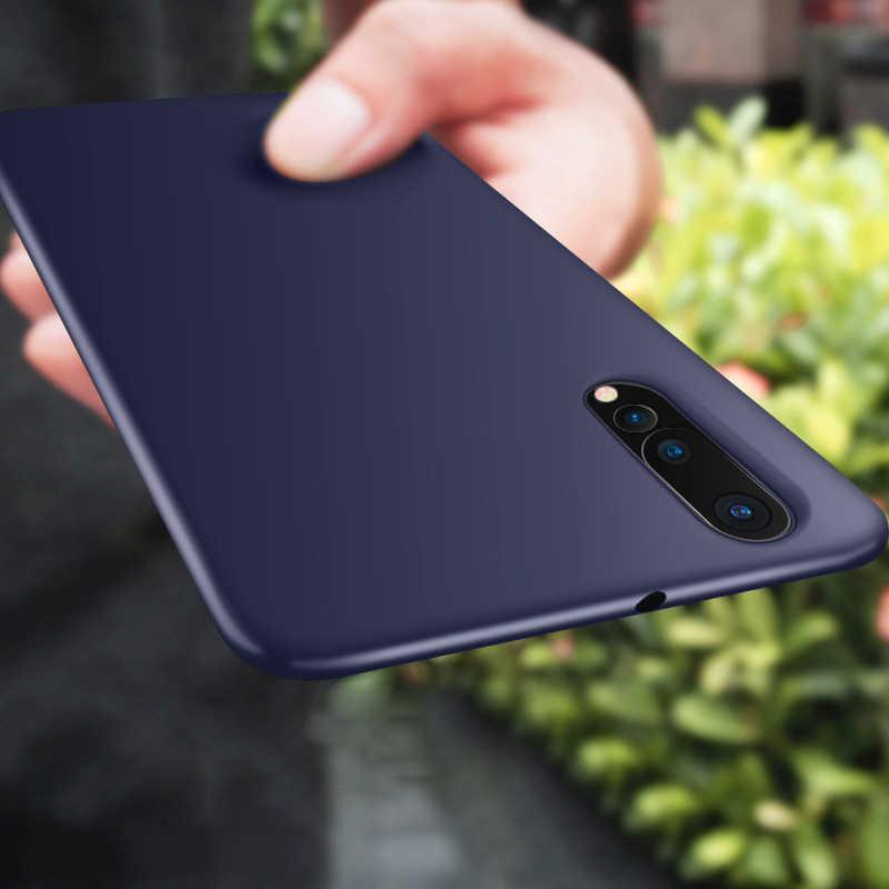 Soft สำหรับ Huawei P30 Pro P20 P10 Lite Nova 4 Y7 Prime 2018 Y9 ซิลิโคนปกหลังโทรศัพท์กรณีสำหรับ Huawei Mate 20 10 Pro Capa