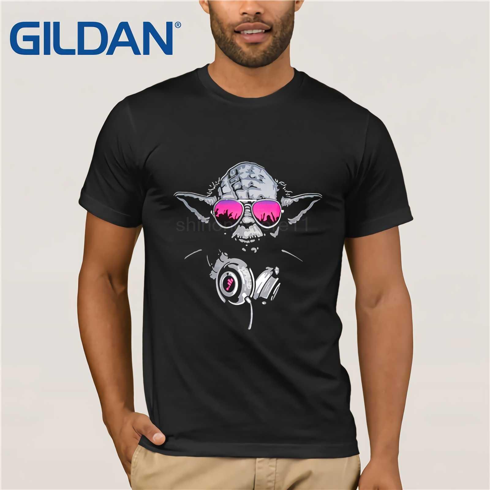 2d443c9fa72aa 2019 Новая мода дартворк дизайн мужская футболка с коротким рукавом хипстер  Звездные войны Топы Дарт король