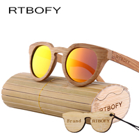 RTBOFY Wood Sunglasses Women 2017 New Fashion Cat Eye Polarized Sunglasses Popular Brand Design Sun Glasses For Women Eyeweaar