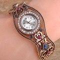 Mulheres Relógios Pulseiras Jóias Turco Colllares Resina Do Vintage Pulseira Mulheres Relógio de Ouro Pulseira de Ouro Pulseiras & Bangles bijoux