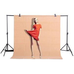CY Горячая продажа 1,6x2 m/5,2 * 6.5ft хаки фото фон для фотостудии видео нетканый тканевый фон экран