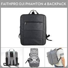FAITH PRO Brand High Quality DJI Phantom 4 Backpack Shoulder Bag Carrying Case Without Foam font