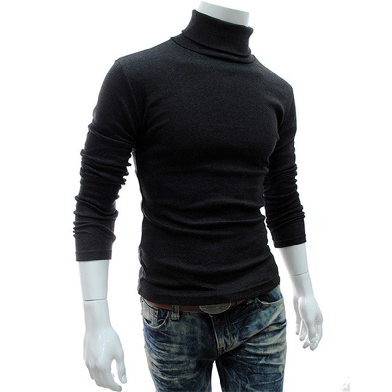 Sweater For Men Turtleneck Sweaters Sueter Hombre Pullover Trui Heren Pull Homme Hiver Maglione Uomo Men Jumper Pullovers