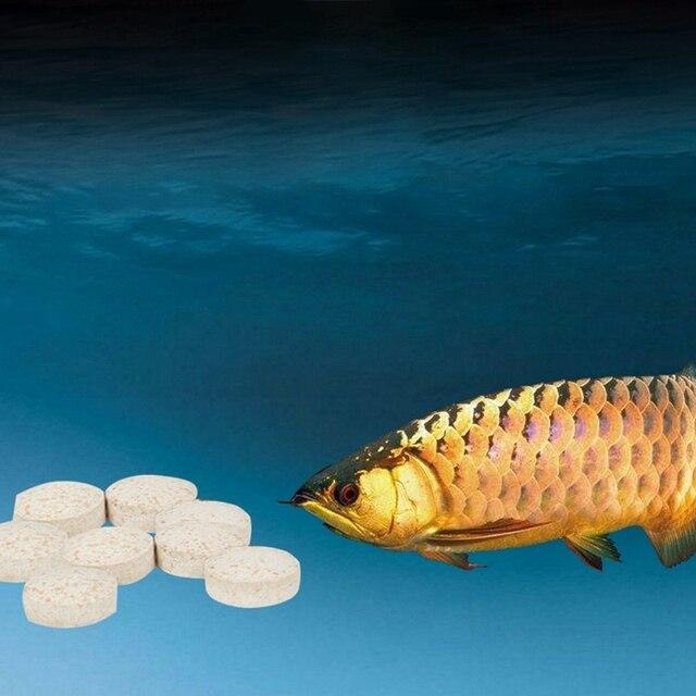 Complexe de Purification de leau daquarium | 150 comprimés/bouteille de Digestion des Capsules de Purification de leau, amortissant les bactéries, décomposition des polluants organiques