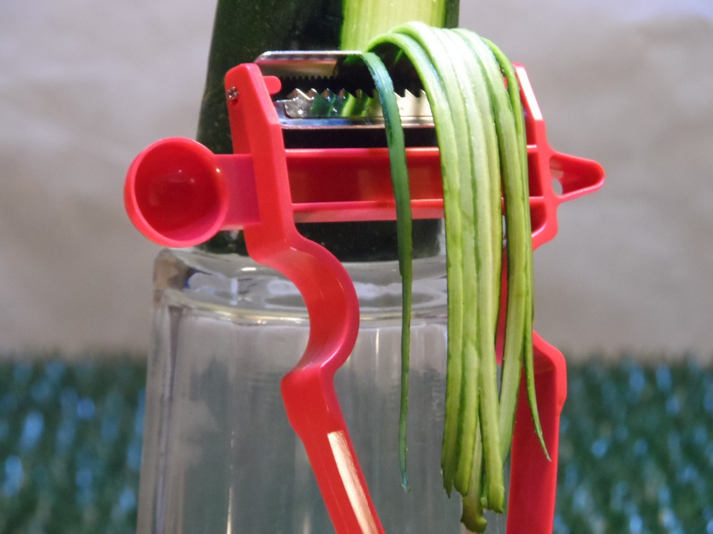 3 pcs Set Slicer Shredder Peeler Julienne Cutter Multi Peel Stainless Steel Blade Zesters Kitchen Tools Magic Trio Peeler Set 2