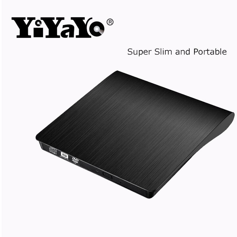 YiYaYo 3D Blu-ray drive Արտաքին USB3.0 CD / DVD RW Burner - Համակարգչային բաղադրիչներ - Լուսանկար 6