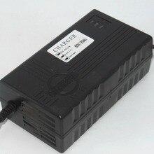 60V 17-20Ah 2.5A свинцово-Кислотное зарядное устройство/зарядное устройство для электровелосипеда