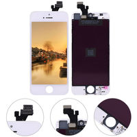 AAA No Dead Pixels Replacement LCD For IPhone 4 5 5C 5S 6 6Plus Lcd Display