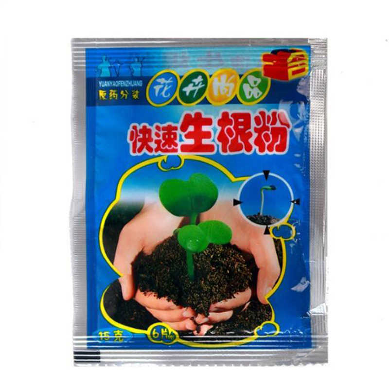 3 Bags Of Plants Rapid Growth Root Medicinal Hormone Regulator Seedling Cultivation Restoration Germination Vitality Fertilizer